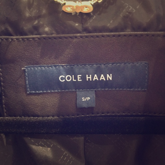 Cole Haan Jackets & Blazers - Cole Haan Leather jacket